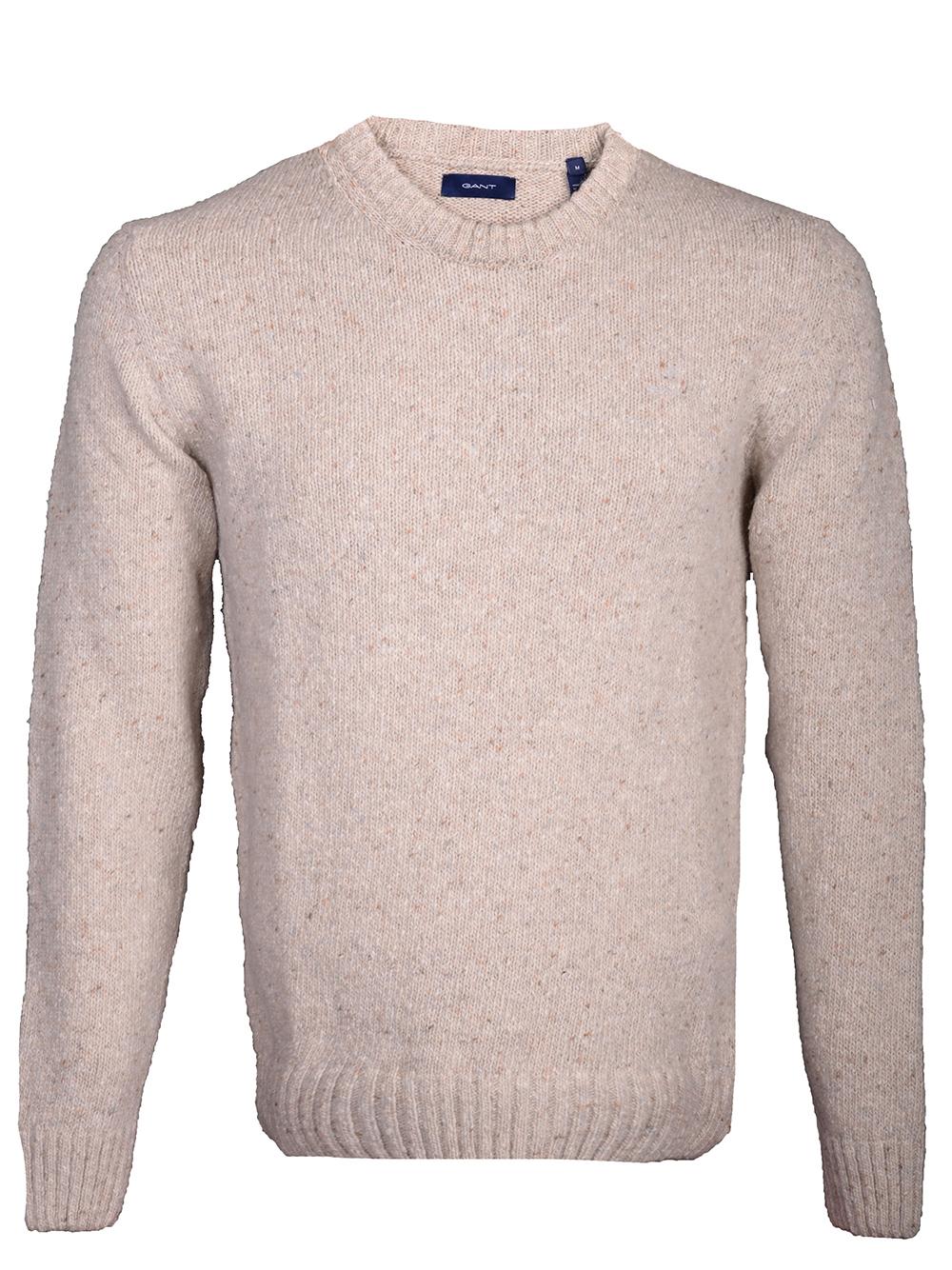 GANT Μπλούζα πουλόβερ 3G8040059-291 ΜΠΕΖ