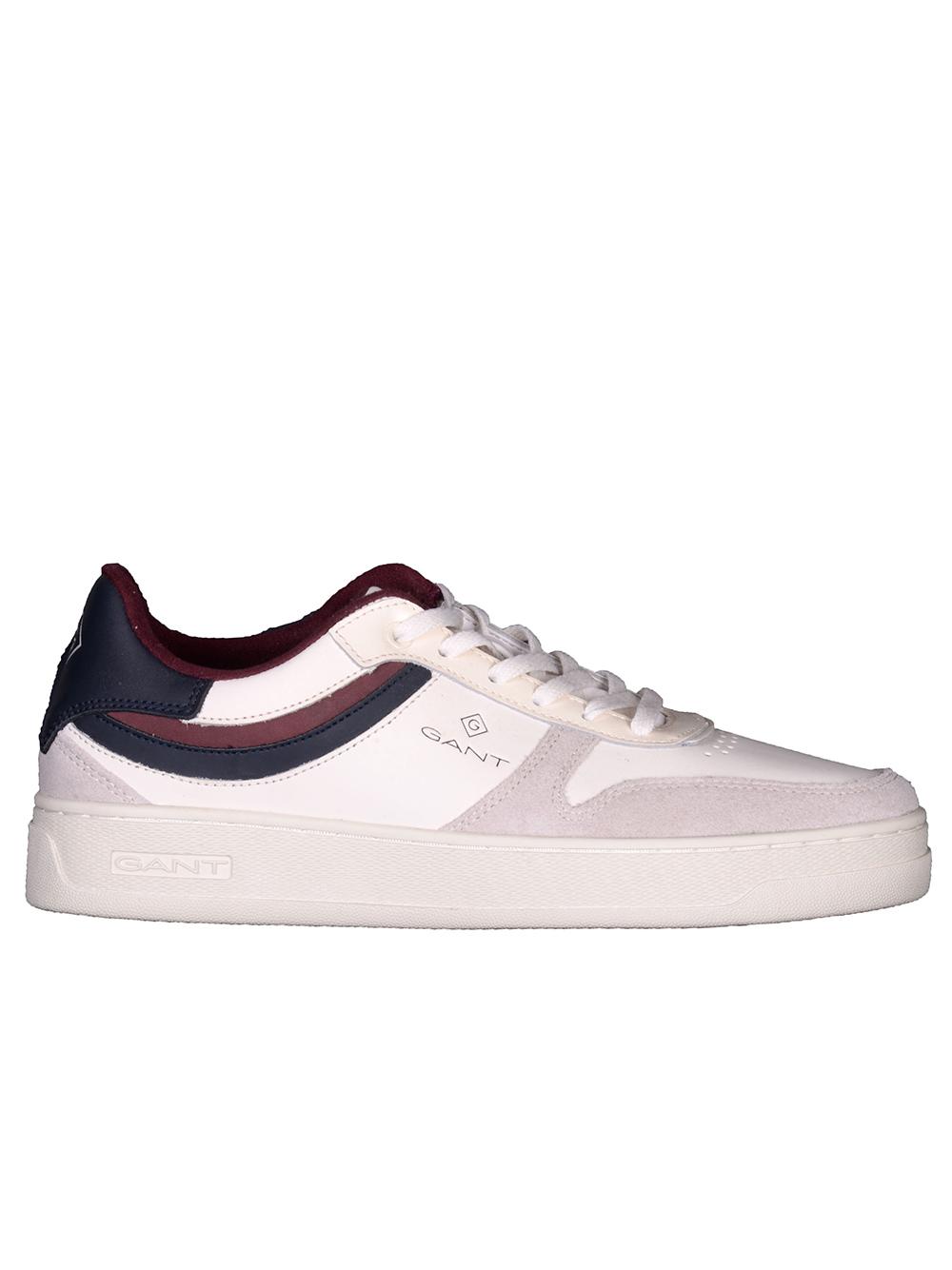 GANT Παπούτσια δετά 3GS19631885-20 ΛΕΥΚΟ