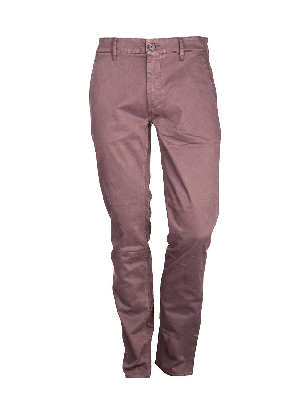 BOSS Παντελόνι άπιετο SCHINO SLIM 79152-20 ΚΑΦΕ