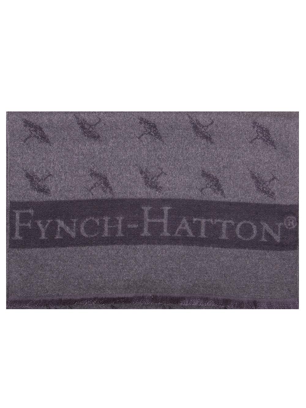 FYNCH-HATTON Κασκόλ ανδρικό 1219 0102-990 ΓΚΡΙ