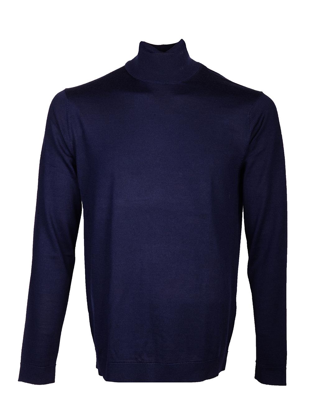 SELECTED Μπλούζα πουλόβερ 160068504 ΜΠΛΕ