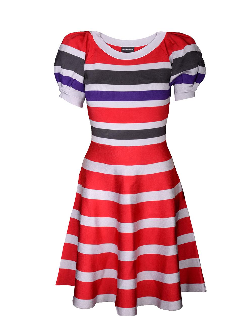 EMPORIO ARMANI Φόρεμα midi 3H2AT6 2M03Z-F615 ΡΙΓΕ