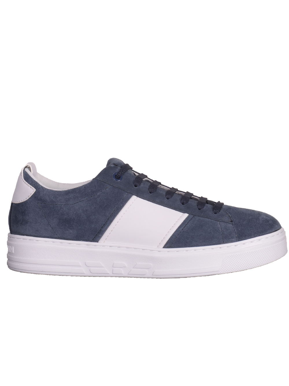 EMPORIO ARMANI Παπούτσια Sneakers X4X287 ΧΜ317-2817 ΜΠΛΕ
