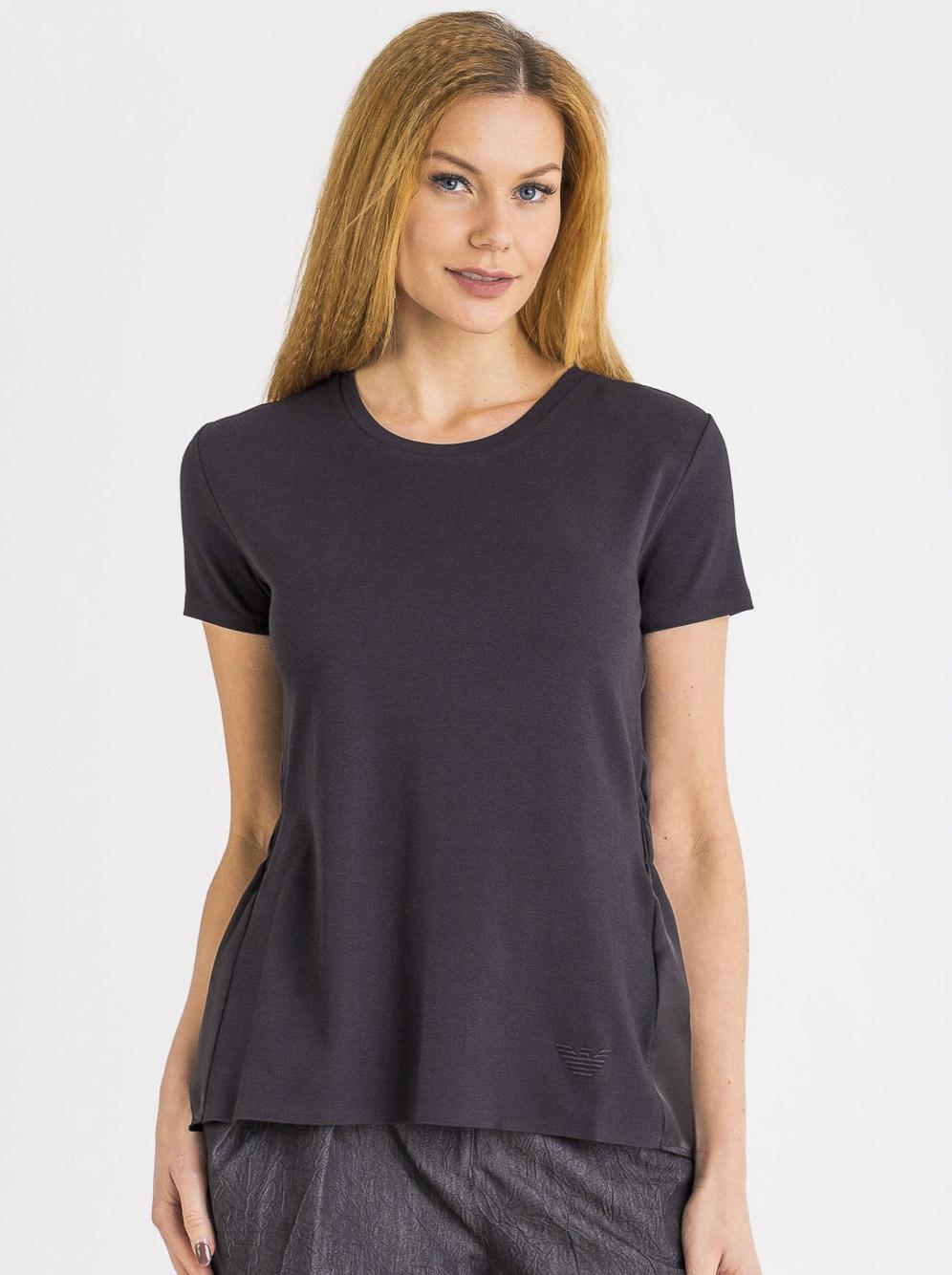 EMPORIO ARMANI Μπλούζα T-shirt 3H2M7B 2J56Z-0922 ΜΠΛΕ