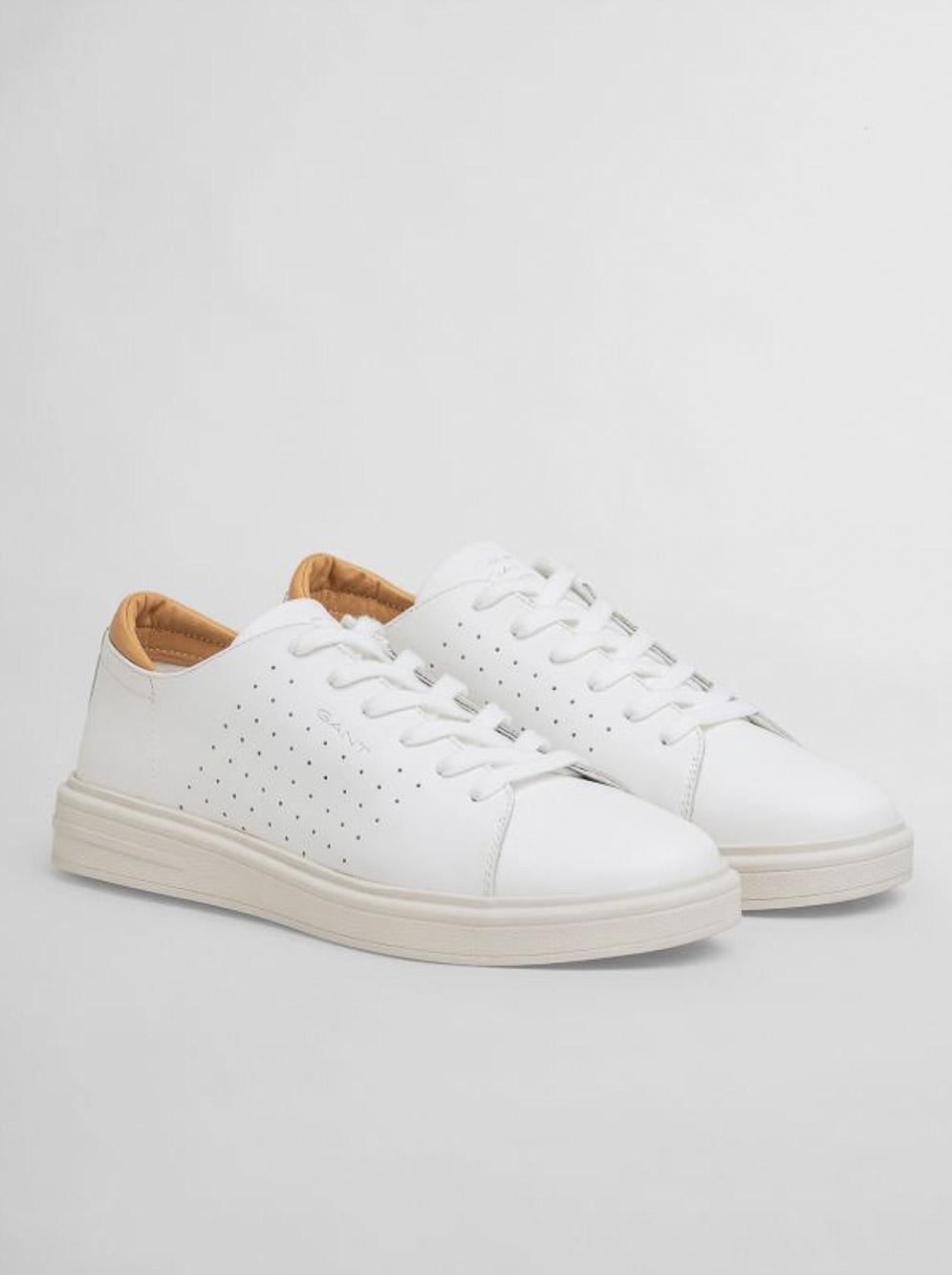 GANT Παπούτσια Sneaker 3GS20631526 ΛΕΥΚΟ
