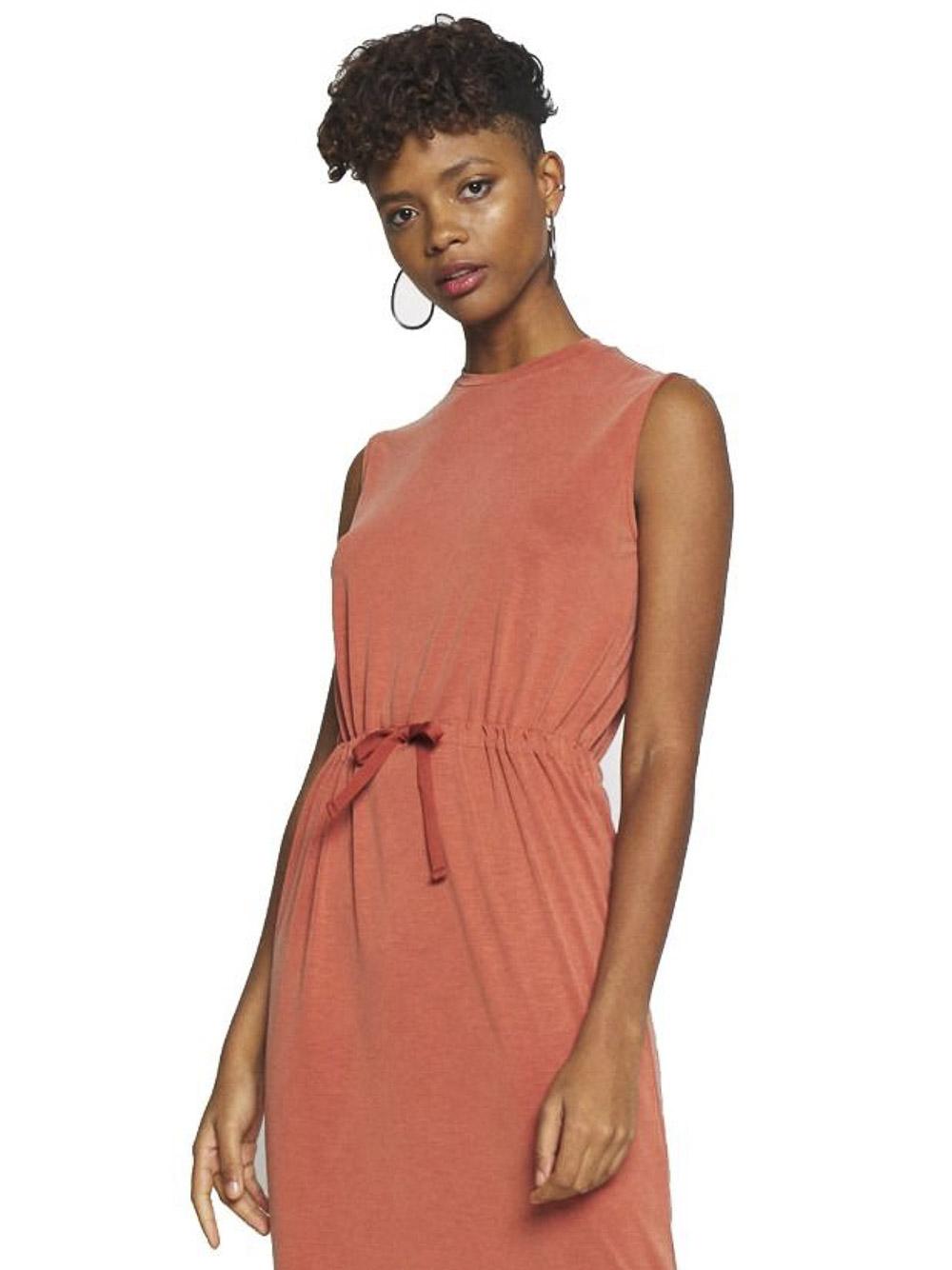 SUPERDRY Φόρεμα αμάνικο W8010124A-9SL ΕΚΑΙ