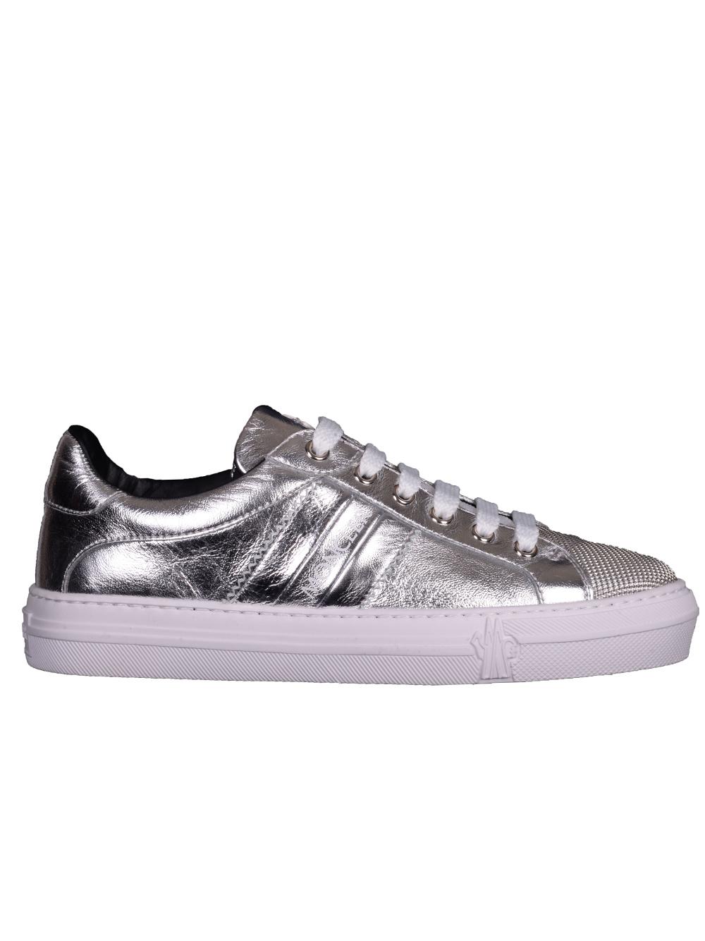 MONCLER Παπούτσια Sneakers F109B4M7040602S77 ΑΣΗΜΙ