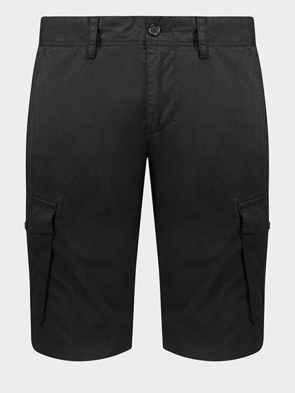 PAUL & SHARK Βερμούδα με πλαινές τσέπες E20P4003-013 ΜΠΛΕ
