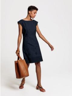Φόρεμα κοντό μανίκι