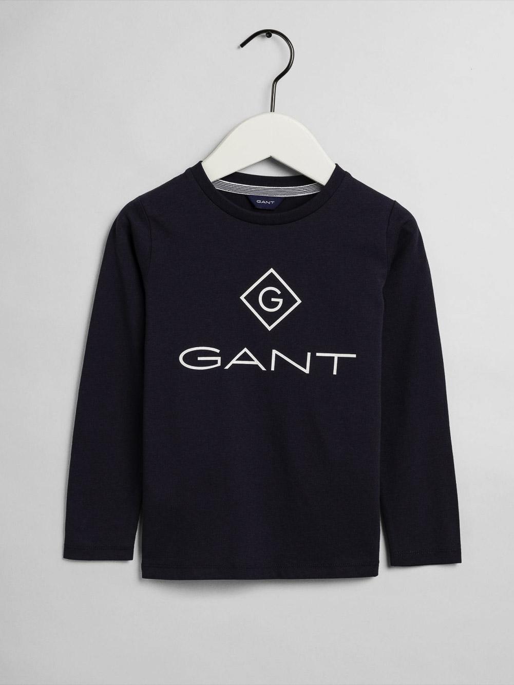 GANT Μπλούζα t-shirt 3G905158-433 ΜΠΛΕ