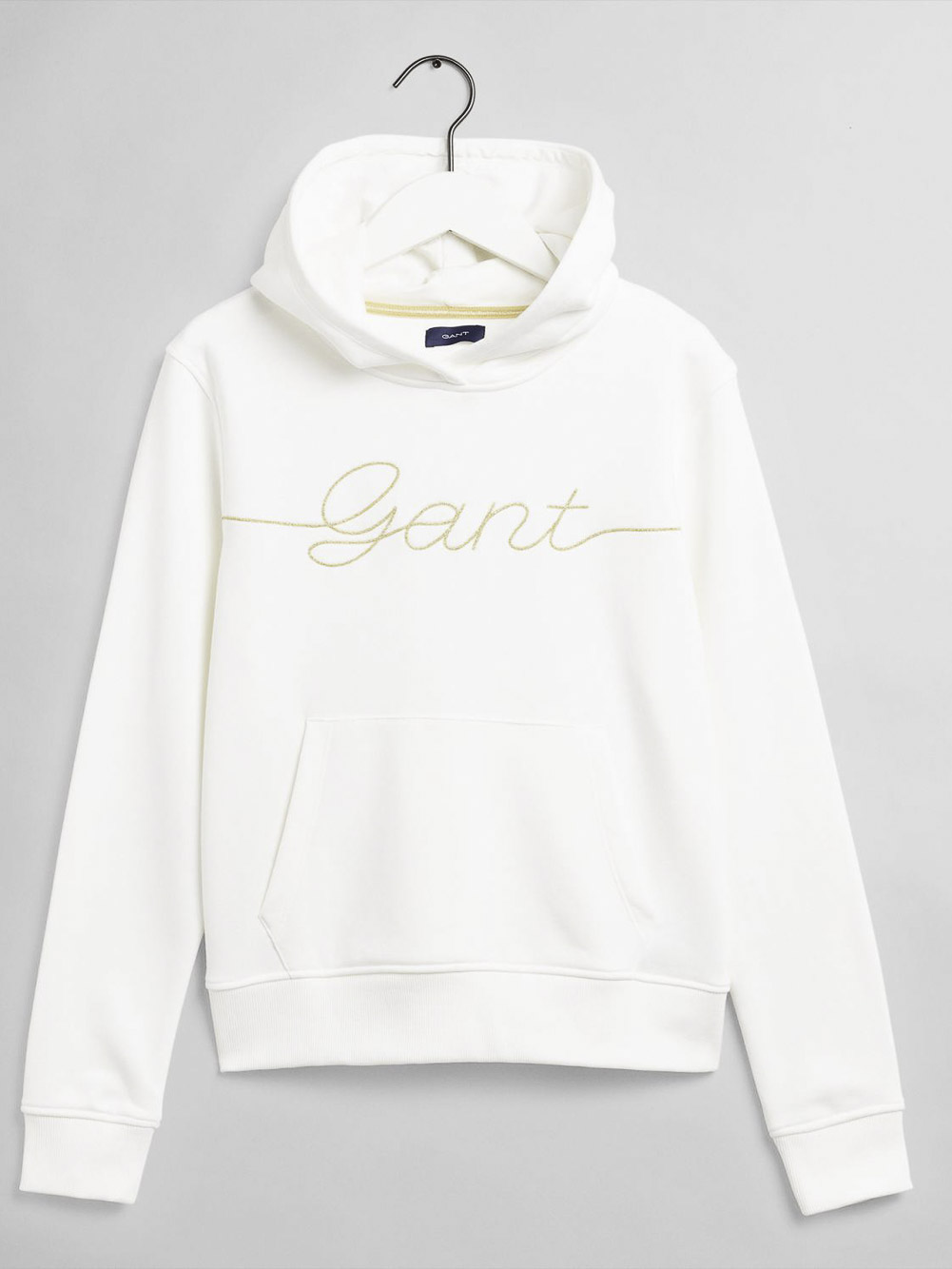 GANT Μπλούζα φούτερ 3G606776-113 ΕΚΡΟΥ