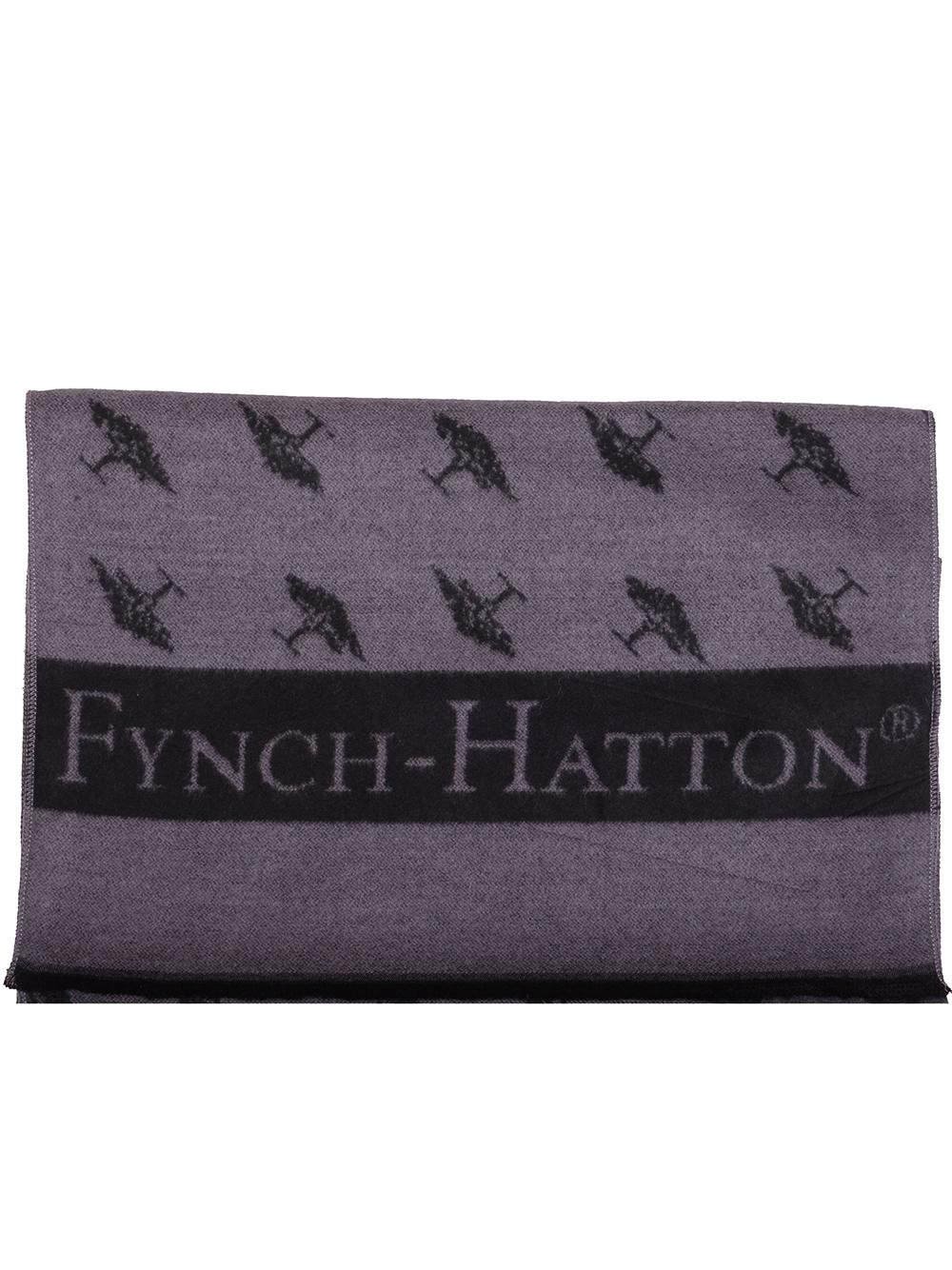 FYNCH-HATTON Κασκόλ 1220 0100-1901 ΓΚΡΙ