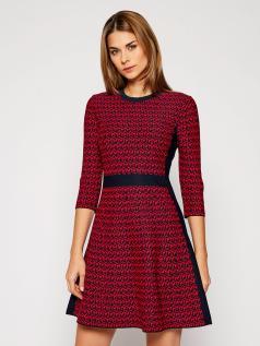 Φόρεμα μακρύ μανίκι