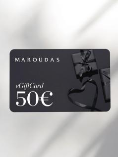 GIFT CARD 50 €