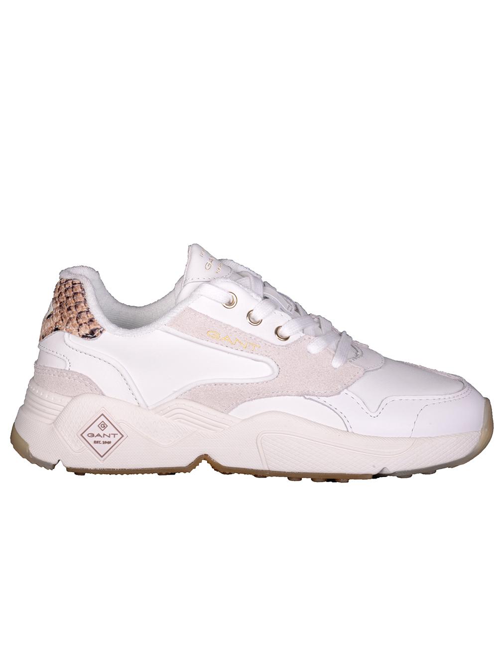 GANT Παπούτσια sneakers 3GS22531571-9 ΛΕΥΚΟ