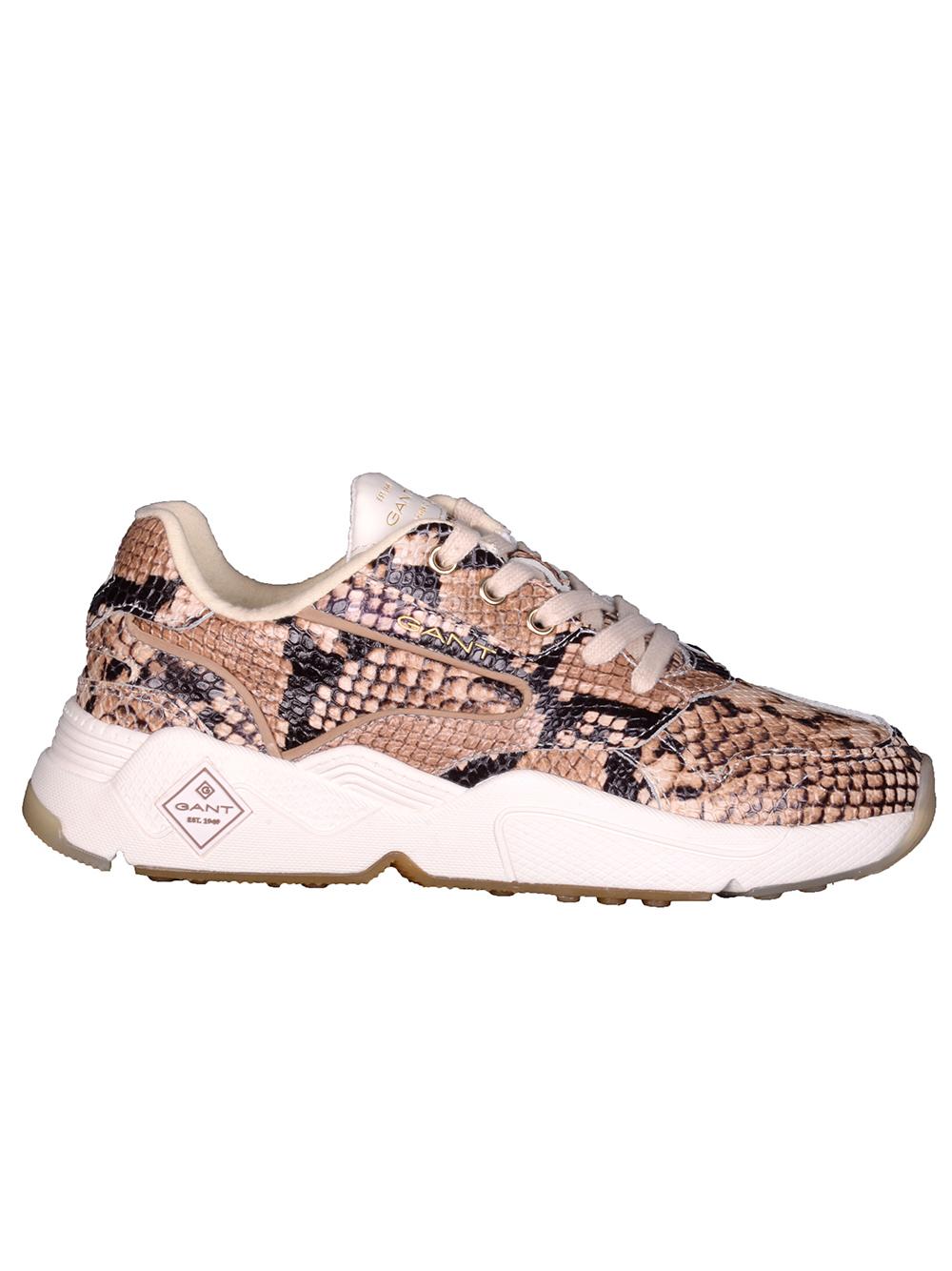 GANT Παπούτσια sneakers 3GS22531572-20 ΛΕΥΚΟ