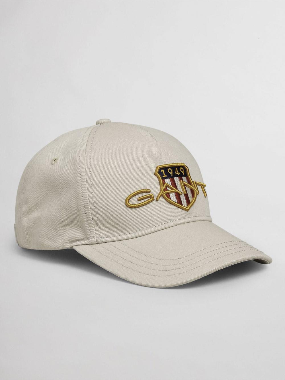 GANT Καπέλο jockey 3G9900056-34 ΜΠΕΖ