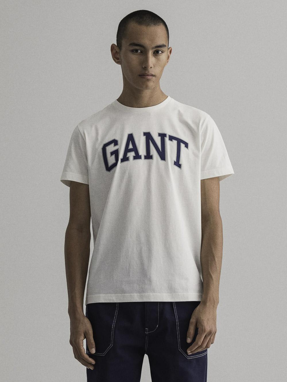 GANT Μπλούζα t-shirt 3G2003007-113 ΕΚΡΟΥ
