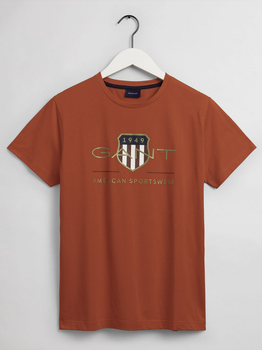 GANT Μπλούζα t-shirt 3G2003099-667 ΦΟΥΞΙΑ