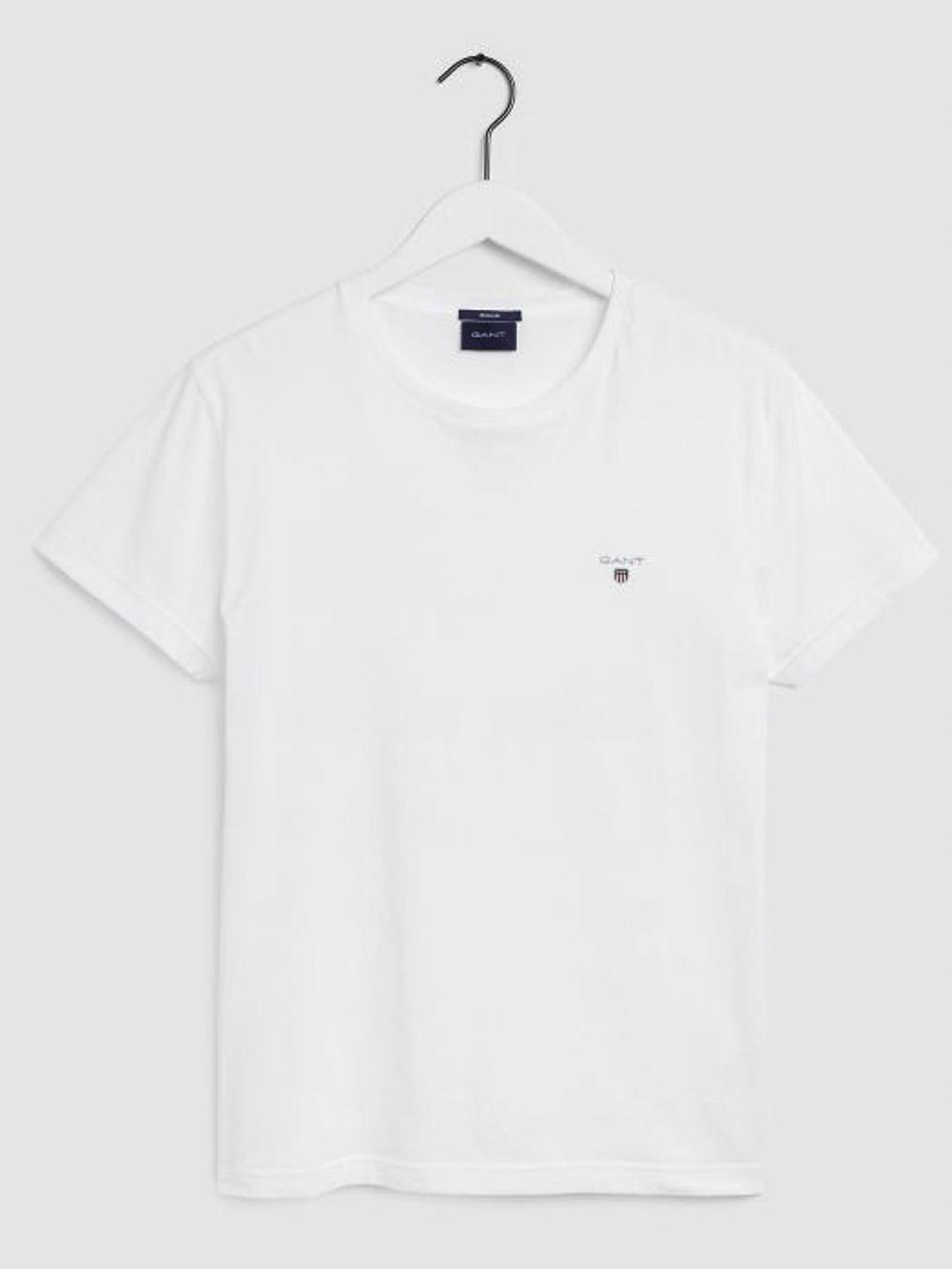 GANT Μπλούζα t-shirt 3G234100-110 ΛΕΥΚΟ