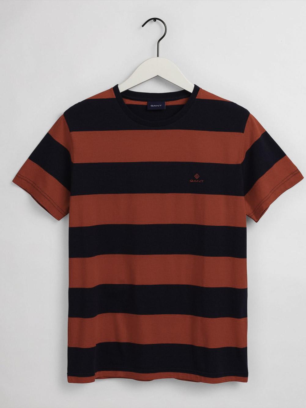 GANT Mπλούζα t-shirt 3G2003008-620 ΑΝΟΙΧΤΟ ΚΟΚΚΙΝΟ