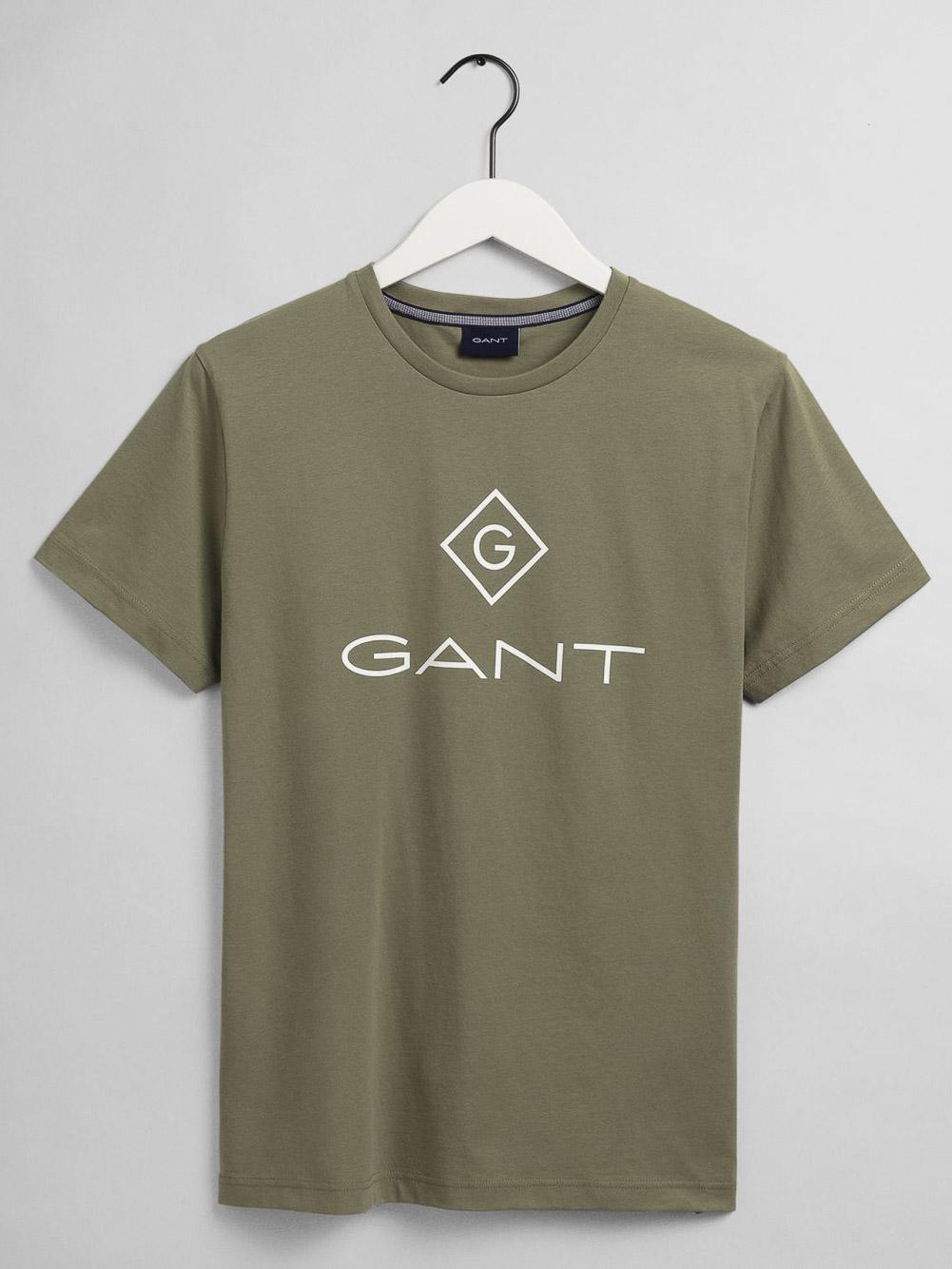 GANT Μπλούζα t-shirt 3G2023000-329 ΛΑΧΑΝΙ