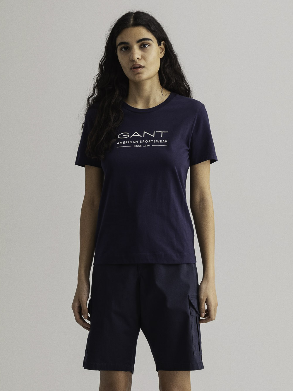 GANT Μπλούζα t-shirt 3GW4200445-409 ΜΠΛΕ