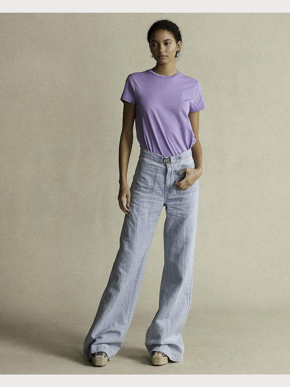 POLO RALPH LAUREN Μπλούζα T-Shirt 211734144046 ΜΩΒ