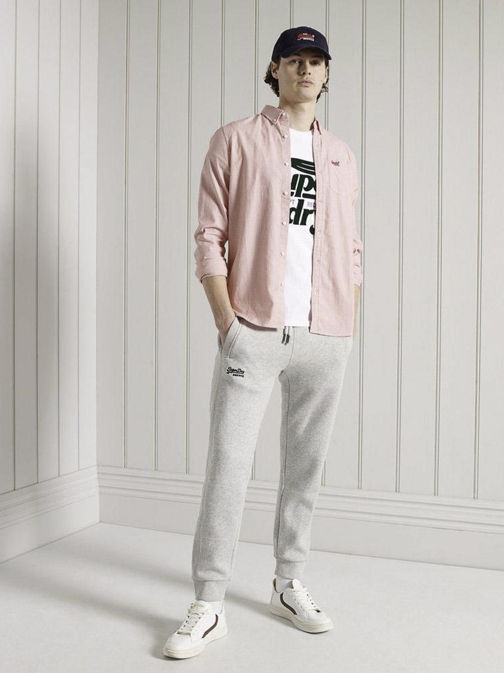SUPERDRY Μπλούζα t-shirt M1010881A-T7X ΛΕΥΚΟ