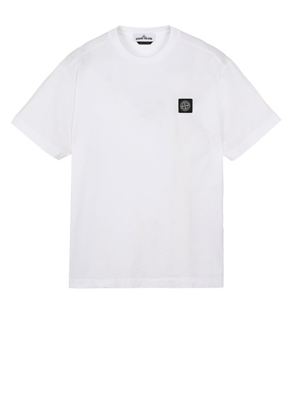 STONE ISLAND Μπλούζα T-Shirt MO741524113-V0001 ΛΕΥΚΟ
