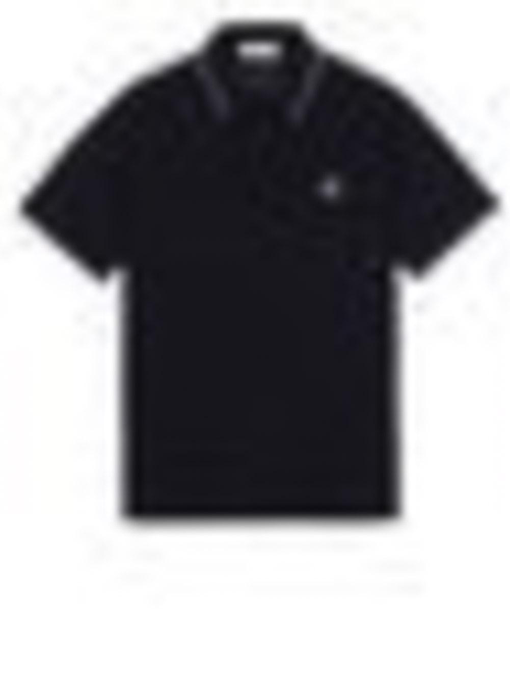 STONE ISLAND Μπλούζα polo MO101522S18-V0020 ΜΠΛΕ