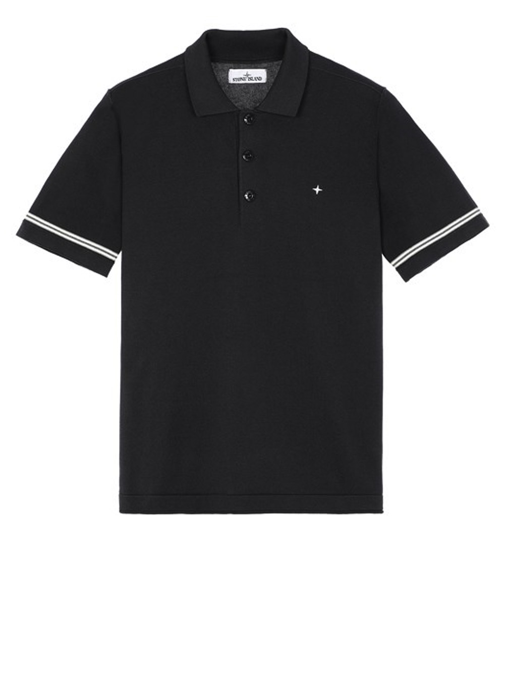 STONE ISLAND Μπλούζα polo MO741552682-V0020 ΜΠΛΕ