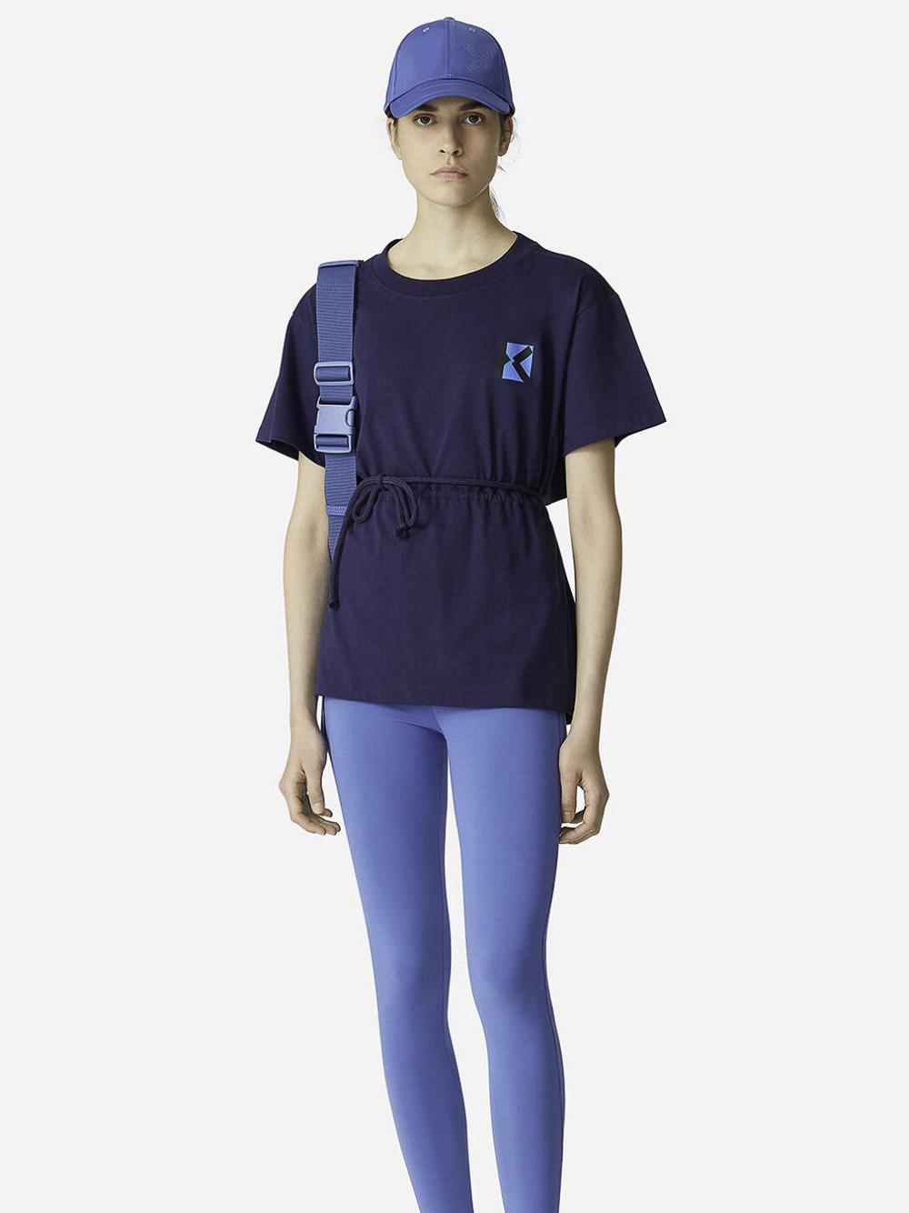 KENZO Μπλούζα t-shirt 2TS6374SJ-77 ΜΠΛΕ