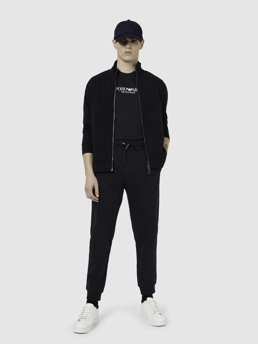 EMPORIO ARMANI Μπλούζα t-shirt 8N1T611J00Z-0922 ΜΠΛΕ