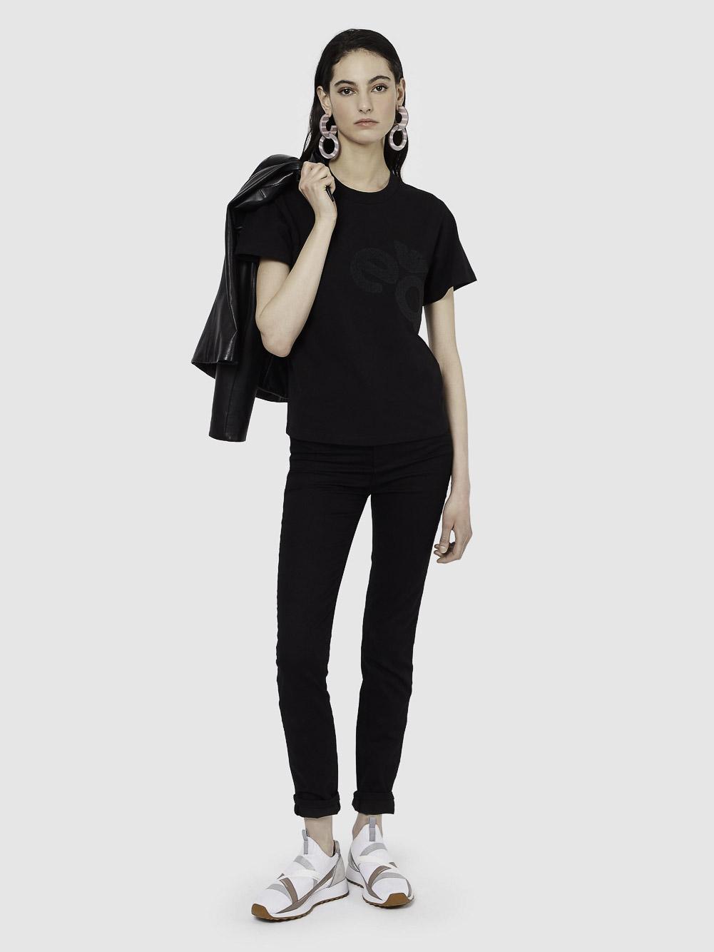 EMPORIO ARMANI Mπλούζα t-shirt 3K2T7M2J07Z-0926 ΜΠΛΕ