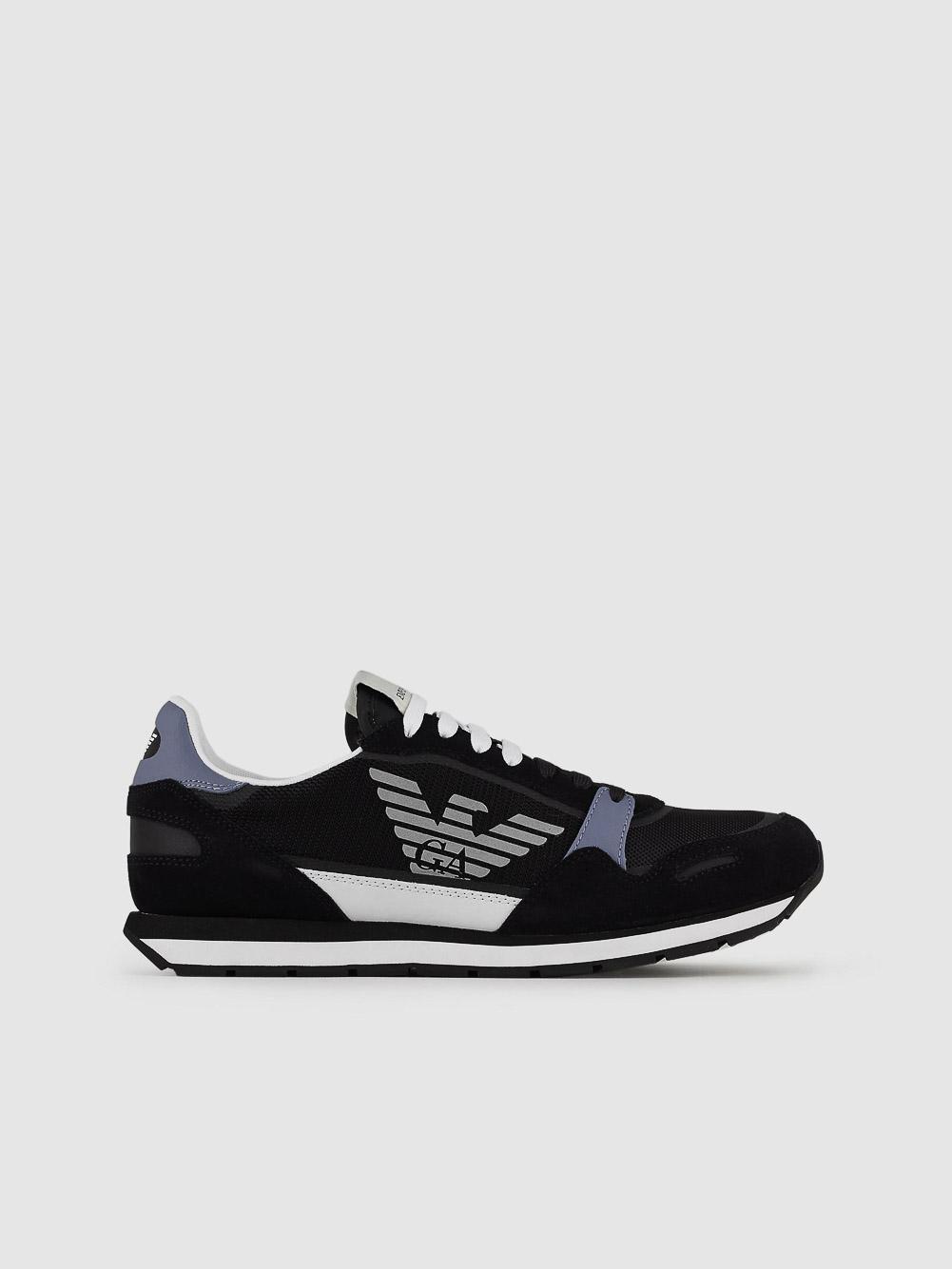 EMPORIO ARMANI Παπούτσια Sneaker X4X537XM678-Q092 ΕΜΠΡΙΜΕ