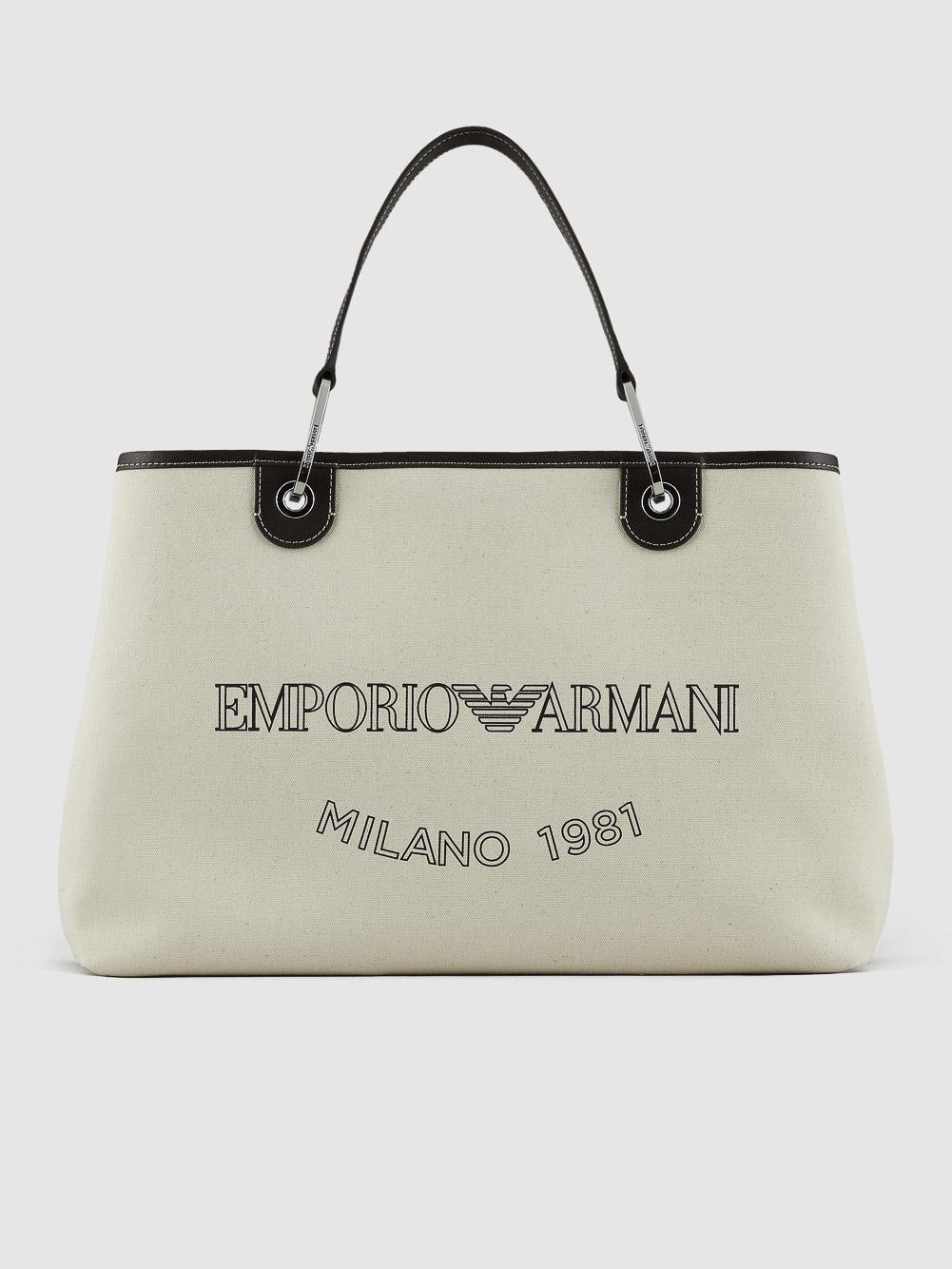 EMPORIO ARMANI Τσάντα χειρός Y3D218Y271E-85179 ΜΠΕΖ