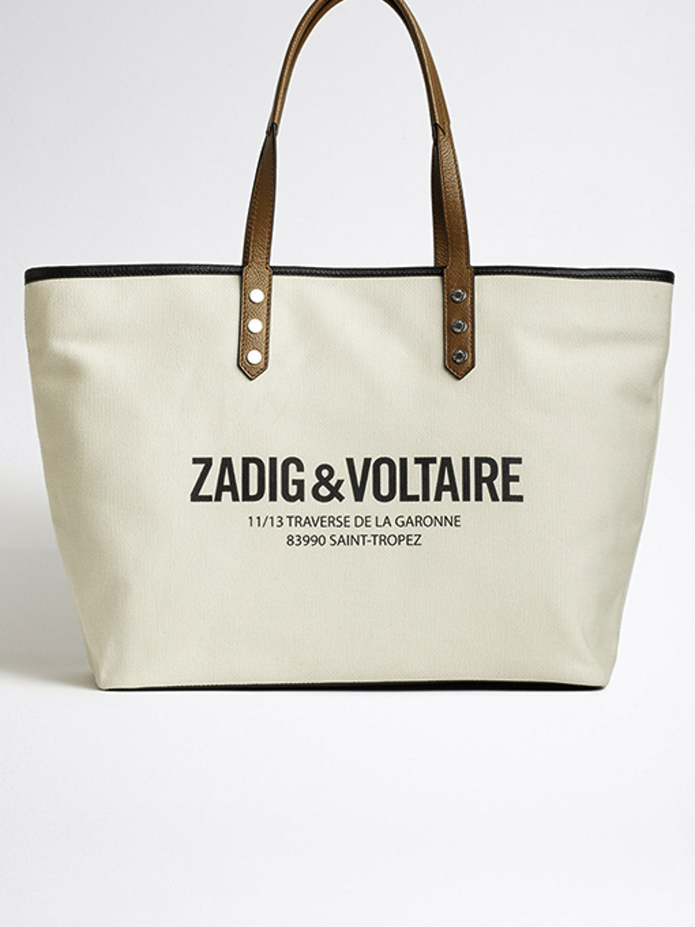 ZADIG & VOLTAIRE Tσάντα γυναικεία SKAK2001F ΜΠΕΖ