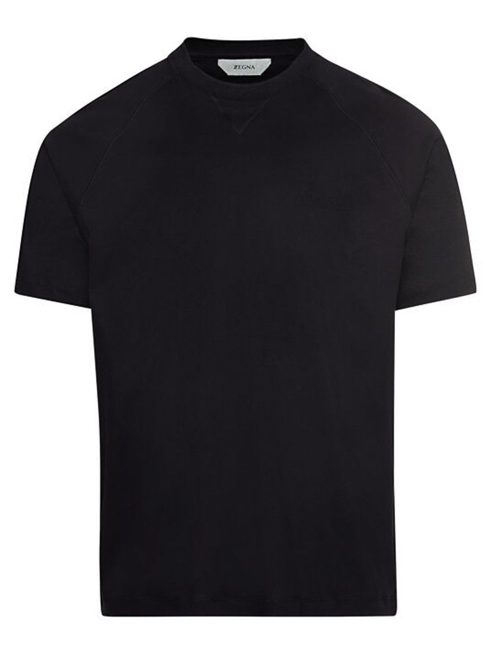 ZEGNA Μπλούζα Τ-shirt VW348 ZZ638-B09 ΜΠΛΕ