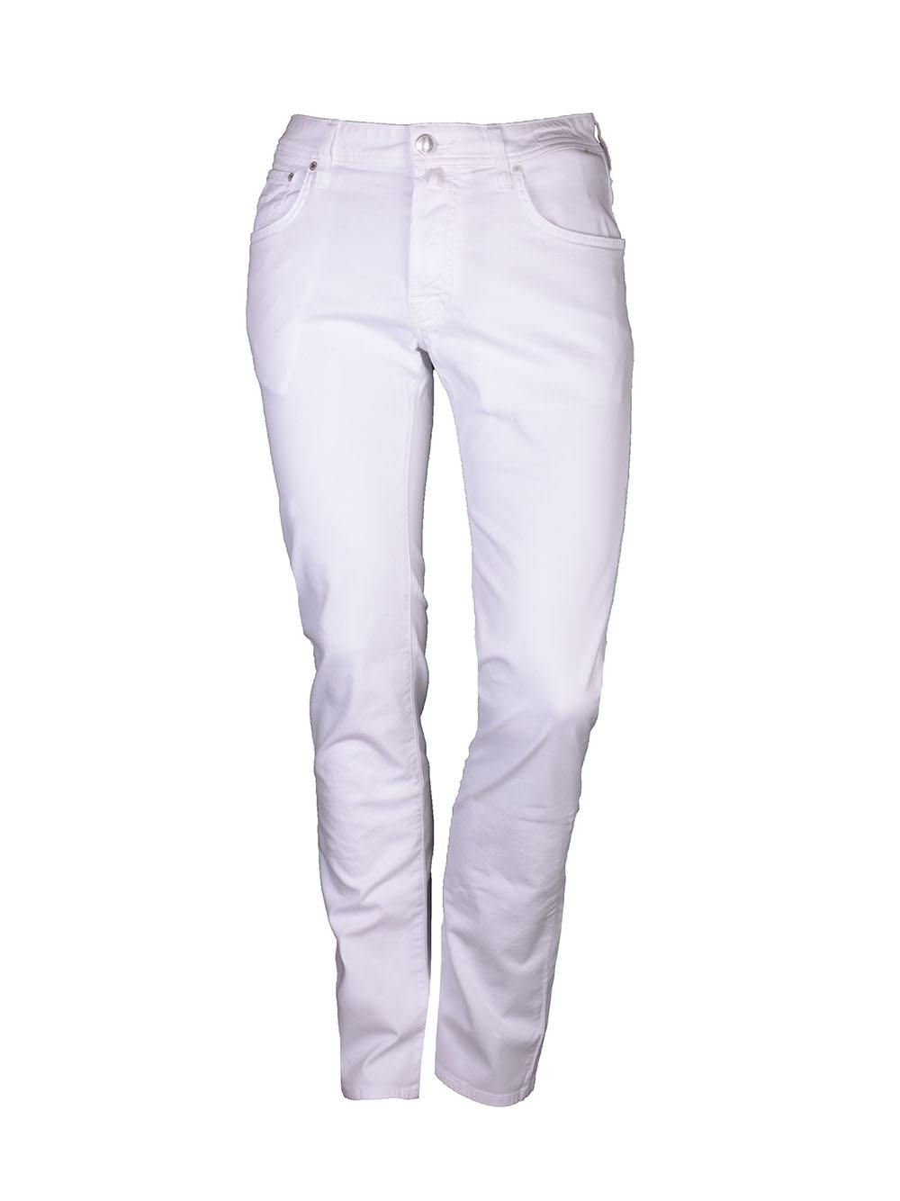 JACOB COHEN Παντελόνι Jeans J622 COMF00566V1 ΛΕΥΚΟ