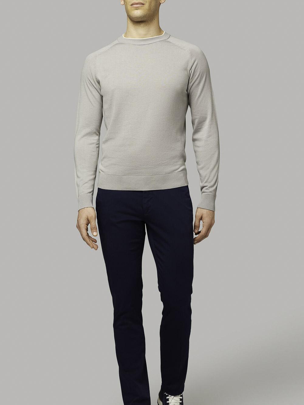 BOGGI Μπλούζα Τ-shirt B021P054105 ΜΠΕΖ